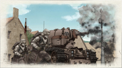 Valkyria Chronicles Remastered Screenshot 15