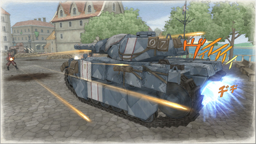 Valkyria Chronicles Remastered Screenshot 17