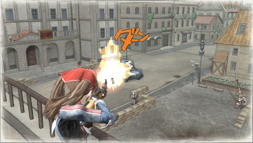 Valkyria Chronicles Remastered Screenshot 19