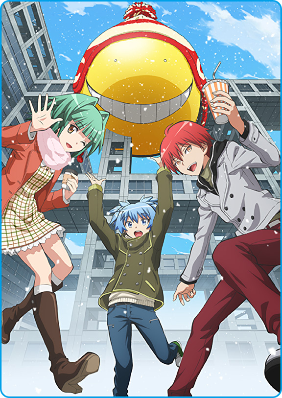 Assassination-Classroom-Season-2-Winter-Visual