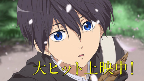High☆Speed!--Free!-Starting-Days----Extended-Promotional-Video
