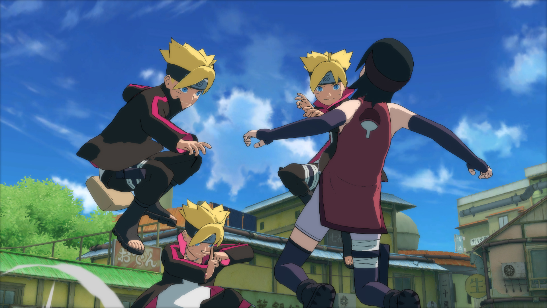 Naruto Shippuden- Ultimate Ninja Storm 4 December Screenshots 20