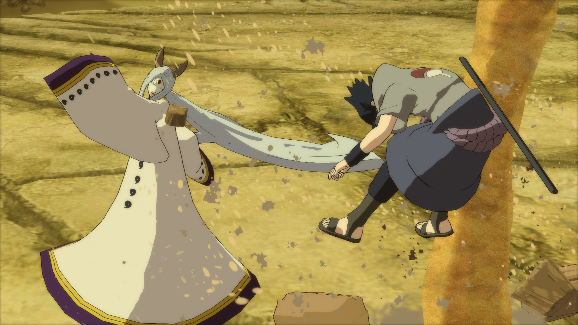 Naruto Shippuden- Ultimate Ninja Storm 4 December Screenshots 27