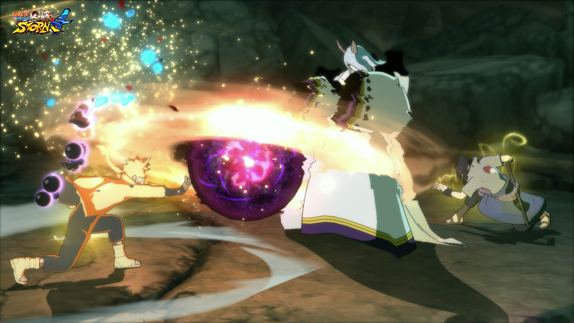 Naruto Shippuden- Ultimate Ninja Storm 4 December Screenshots 30