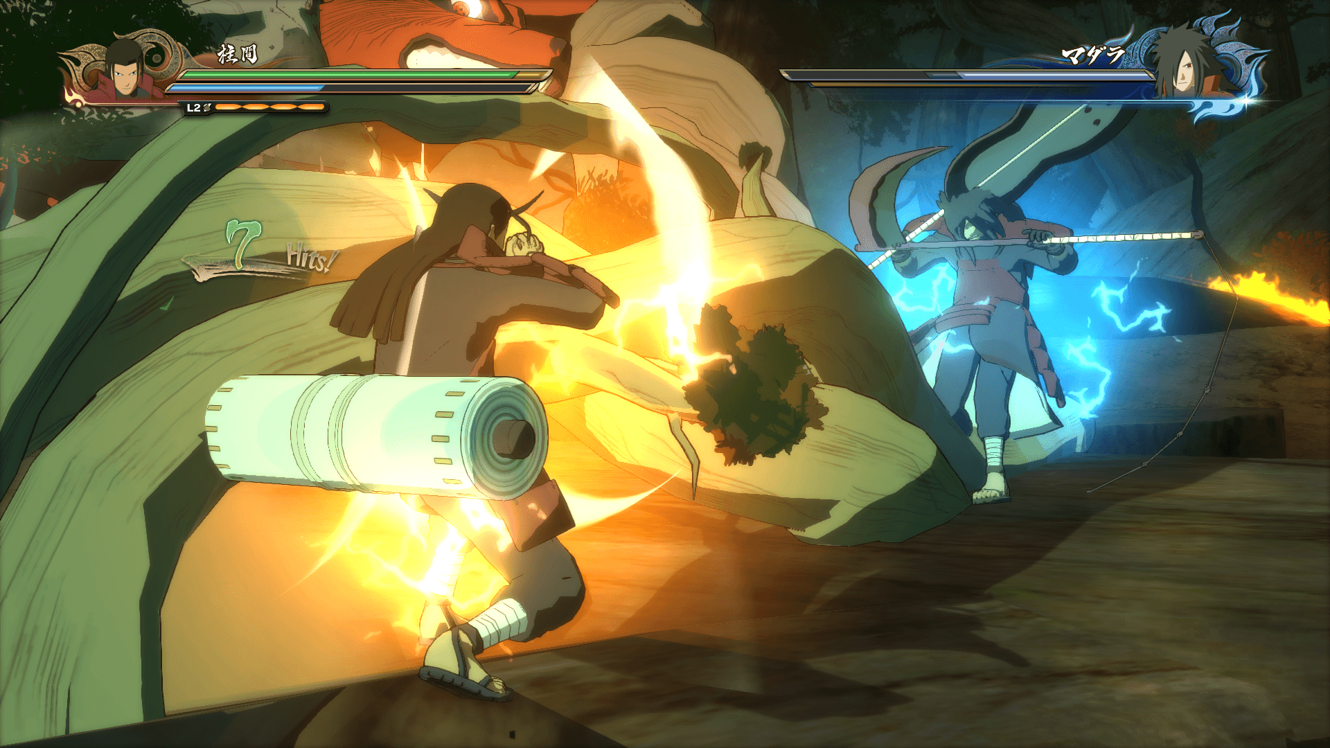 Naruto Shippuden- Ultimate Ninja Storm 4 December Screenshots 34