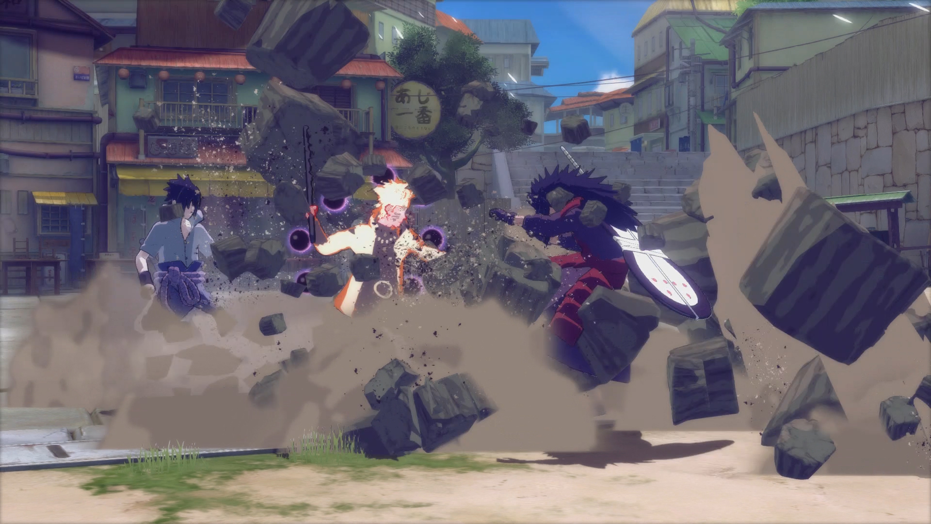 Naruto Shippuden- Ultimate Ninja Storm 4 December Screenshots 43