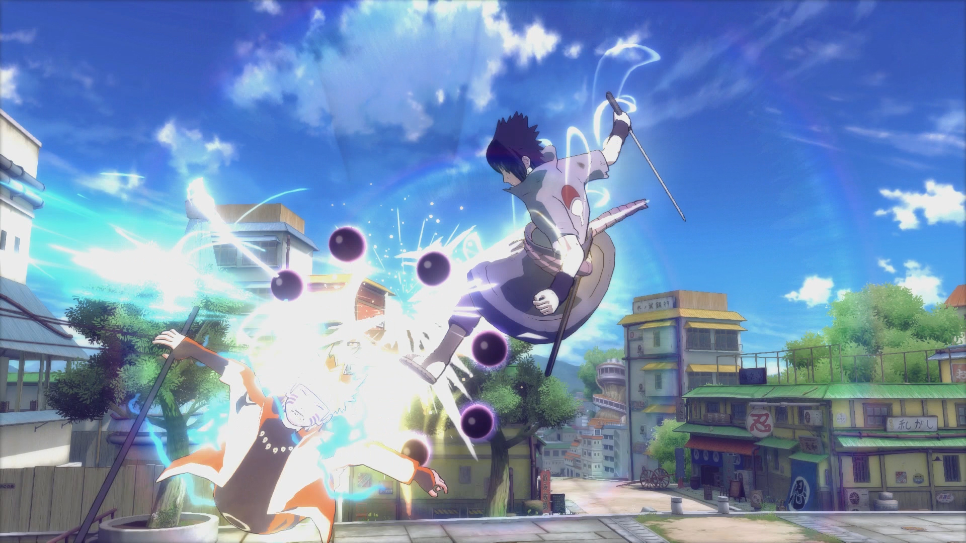 Naruto Shippuden- Ultimate Ninja Storm 4 December Screenshots 49