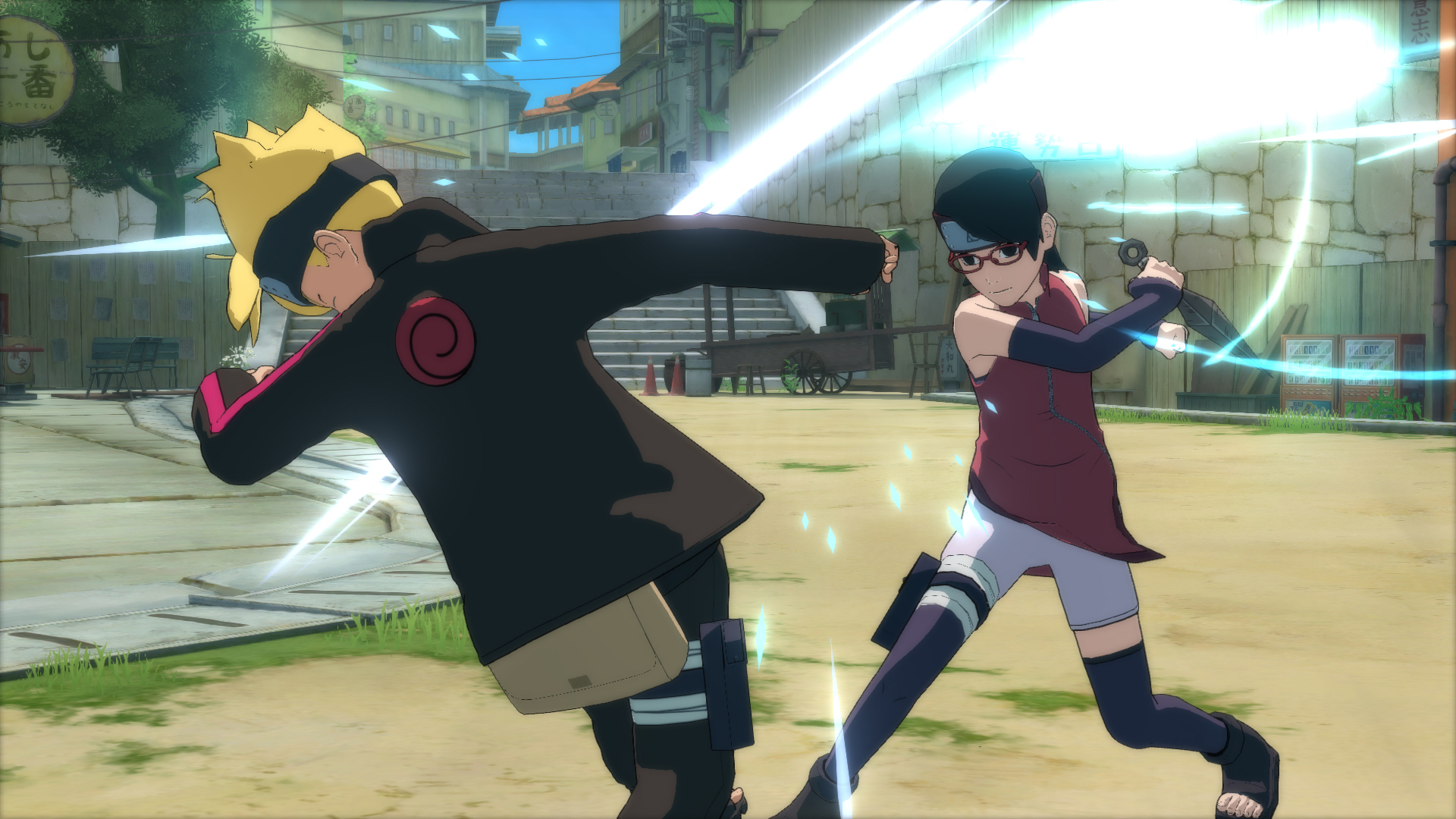 Naruto Shippuden- Ultimate Ninja Storm 4 December Screenshots 56