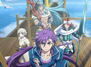 New-Visual,-Character-Designs-&-Promotional-Video-Revealed-for-Magi-Sinbad-no-Bouken-TV-Anime