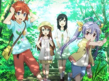 Non-Non-Biyori-OAD-to-Be-Bundled-with-Manga-Vol-10