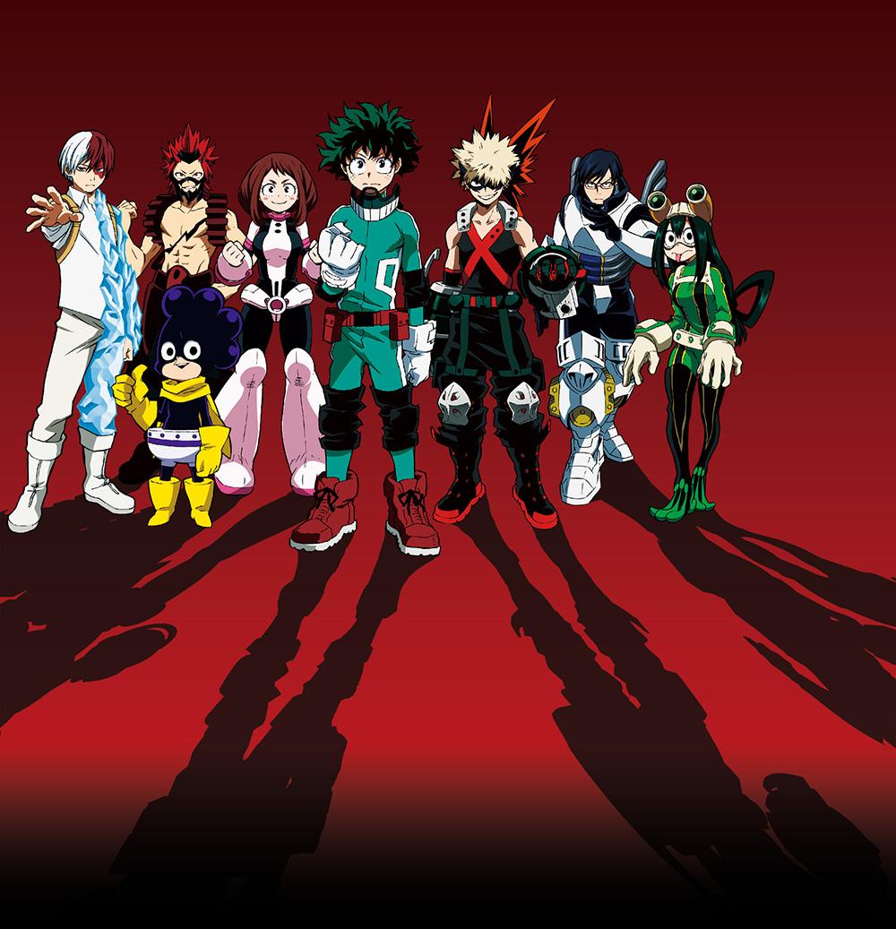 Boku no Hero Academia - Funimation Trailer - Otaku Tale