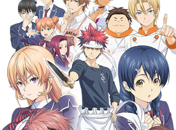 Shokugeki-no-Souma-Season-2-Slated-for-Summer