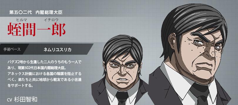 Terra-Formars-Revenge-Character-Designs-Ichirou-Hiruma