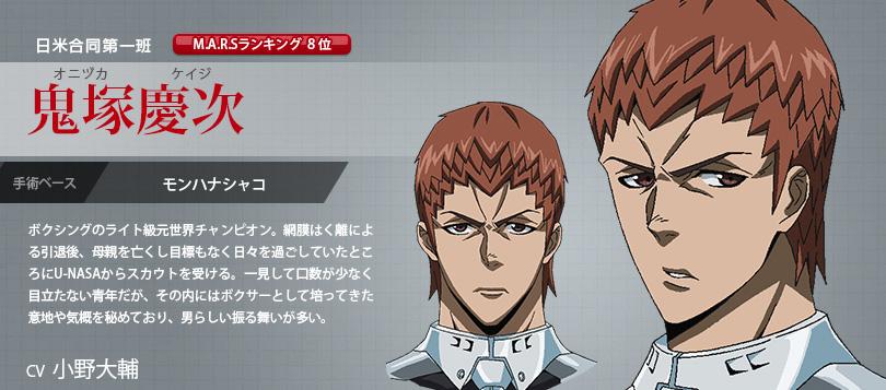Terra-Formars-Revenge-Character-Designs-Keiji-Onizuka