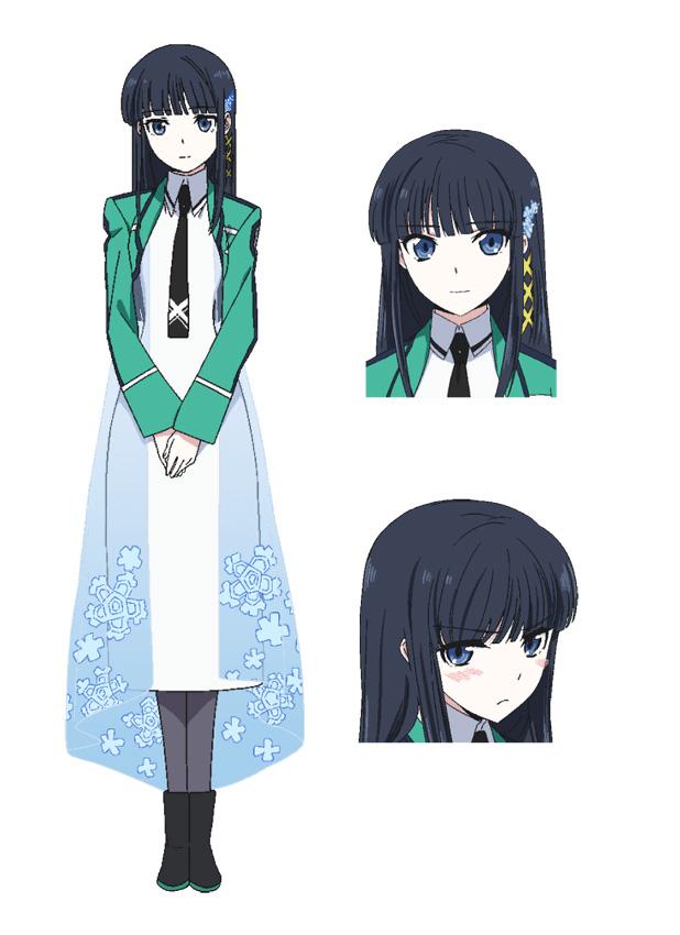 Mahouka-Koukou-no-Rettousei-Anime-Character-Designs-Miyuki-Shiba
