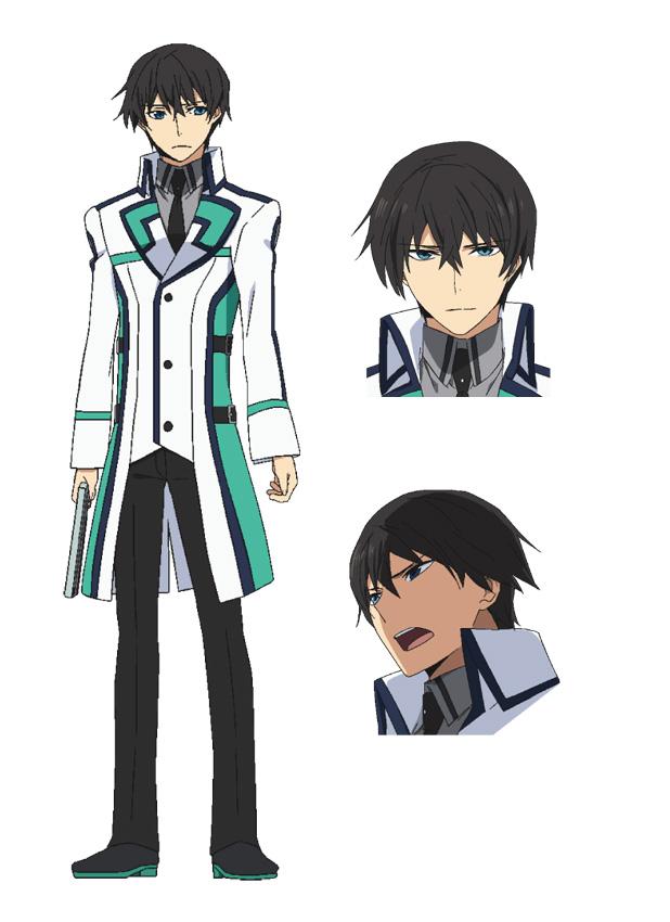 Mahouka-Koukou-no-Rettousei-Anime-Character-Designs-Tatsuya-Shiba