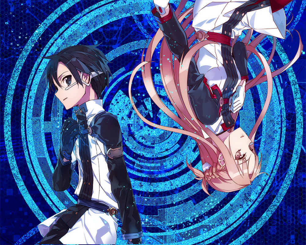 Sword-Art-Online-Ordinal-Scale Visual