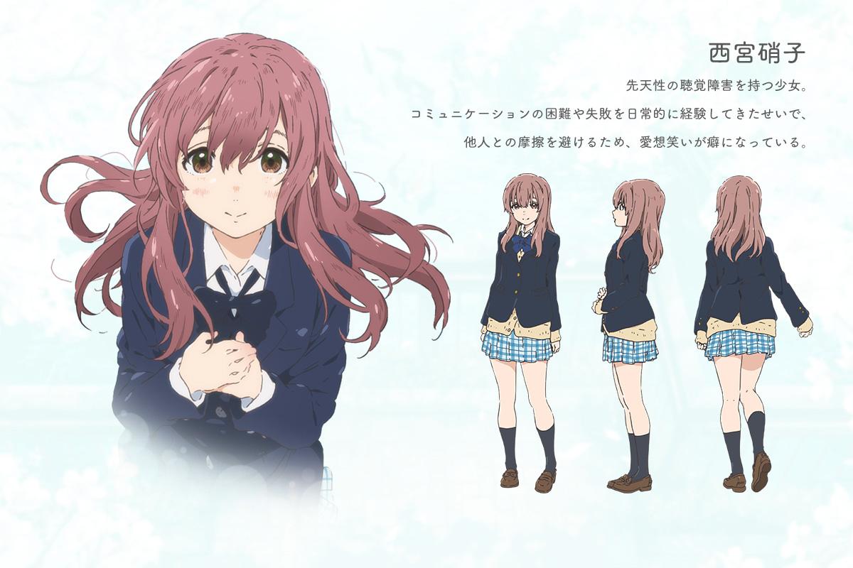Koe-no-Katachi-Anime-Character-Designs-Shouko-Nishimiya