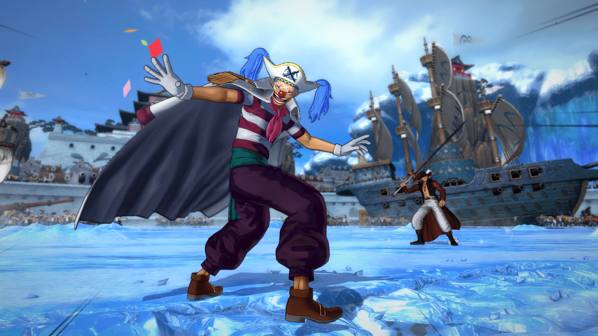 One Piece Burning Blood April Screenshots 01