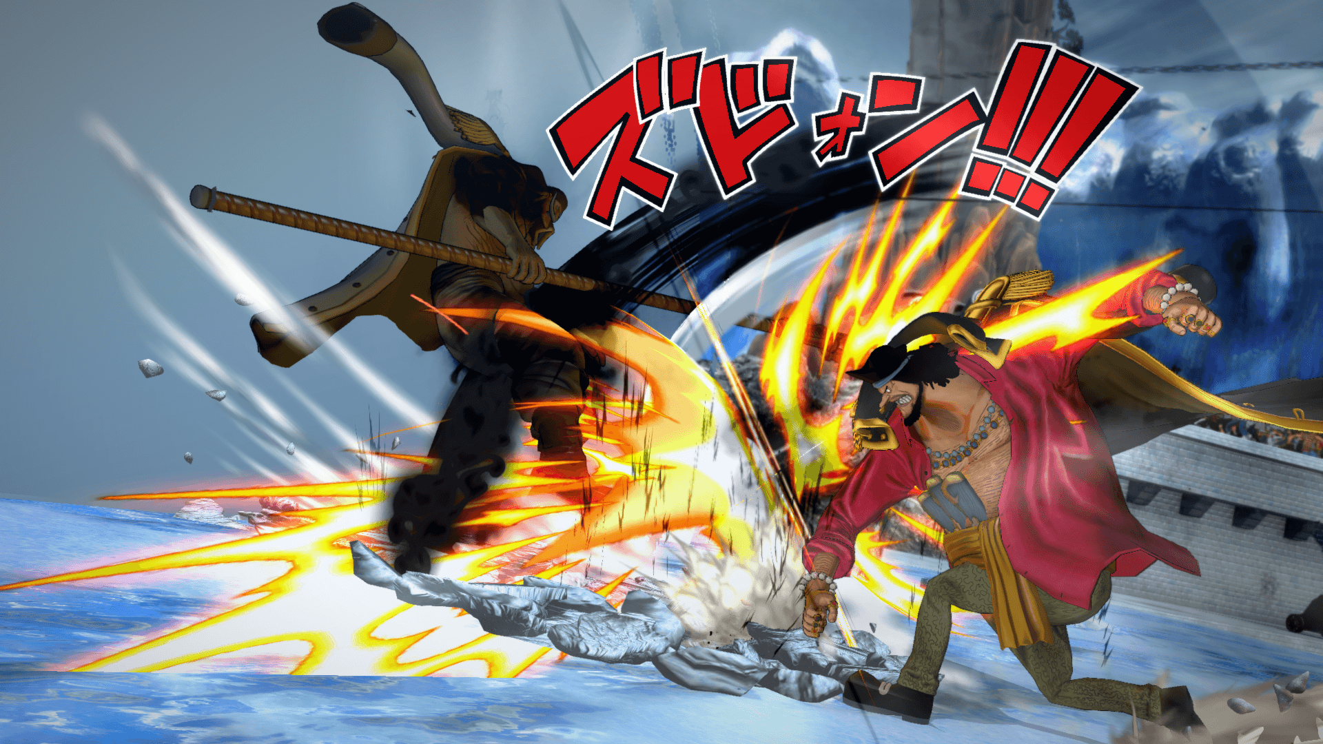 One Piece Burning Blood April Screenshots 10