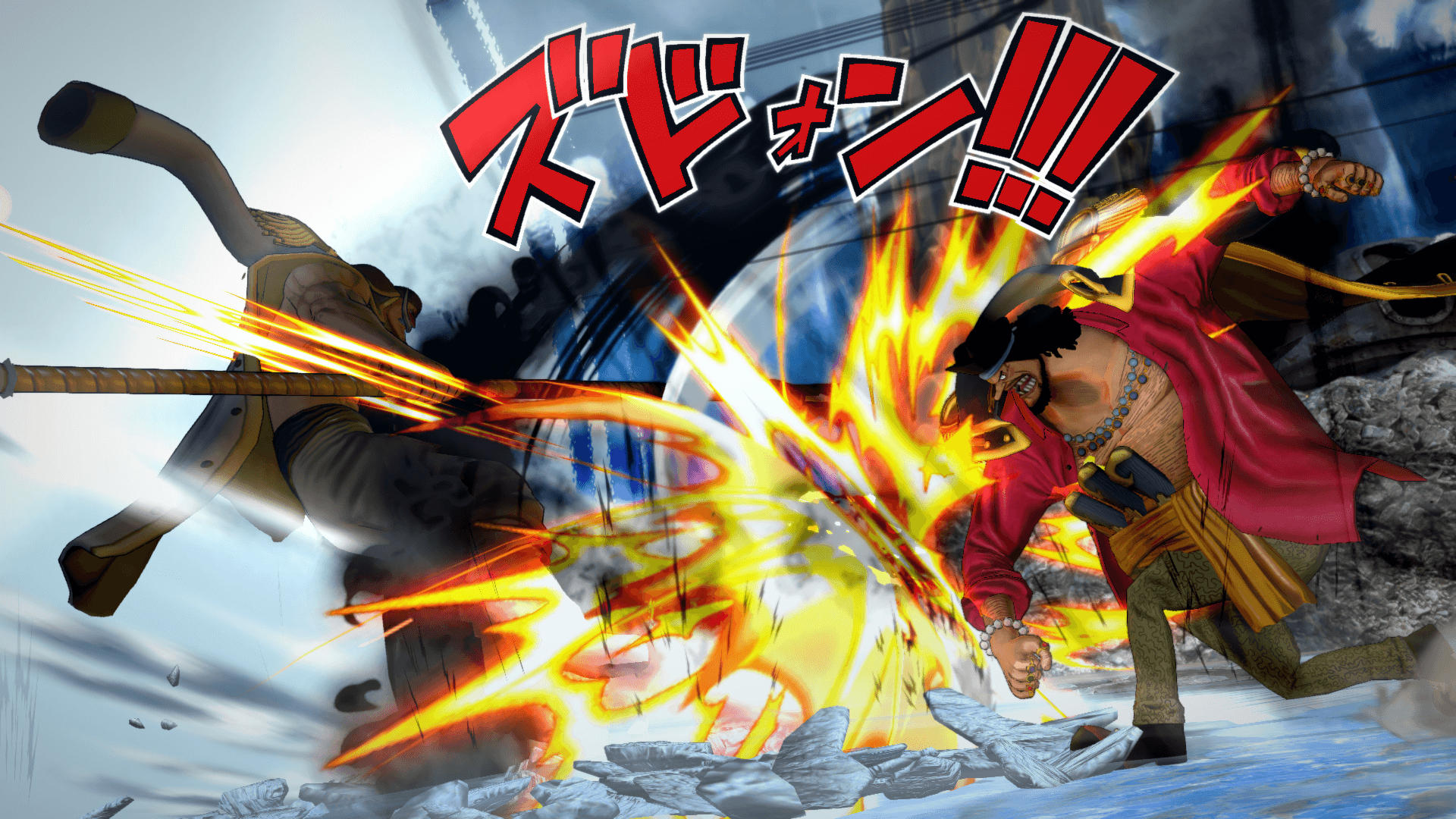 One Piece Burning Blood April Screenshots 11