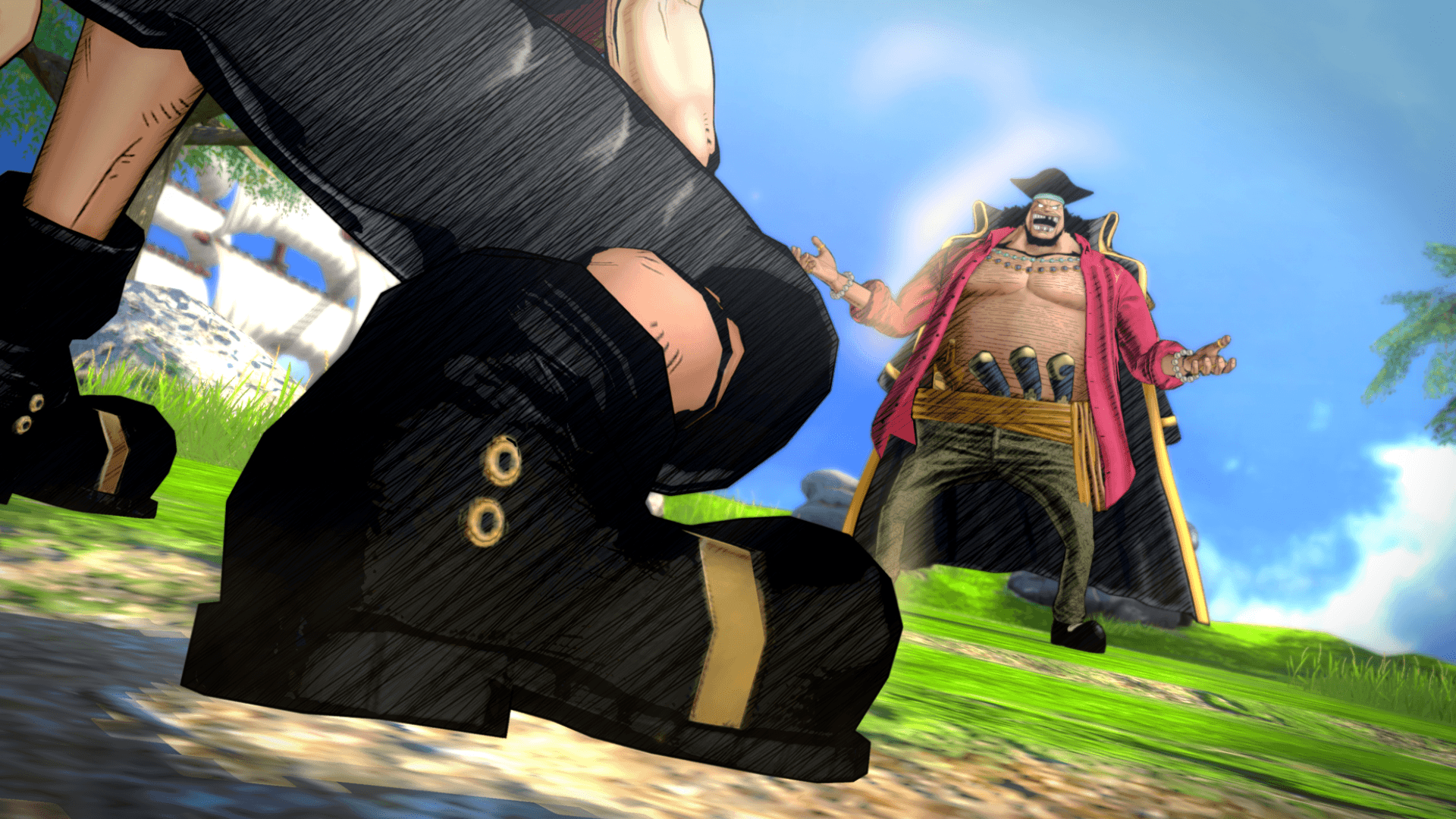 One Piece Burning Blood April Screenshots 14