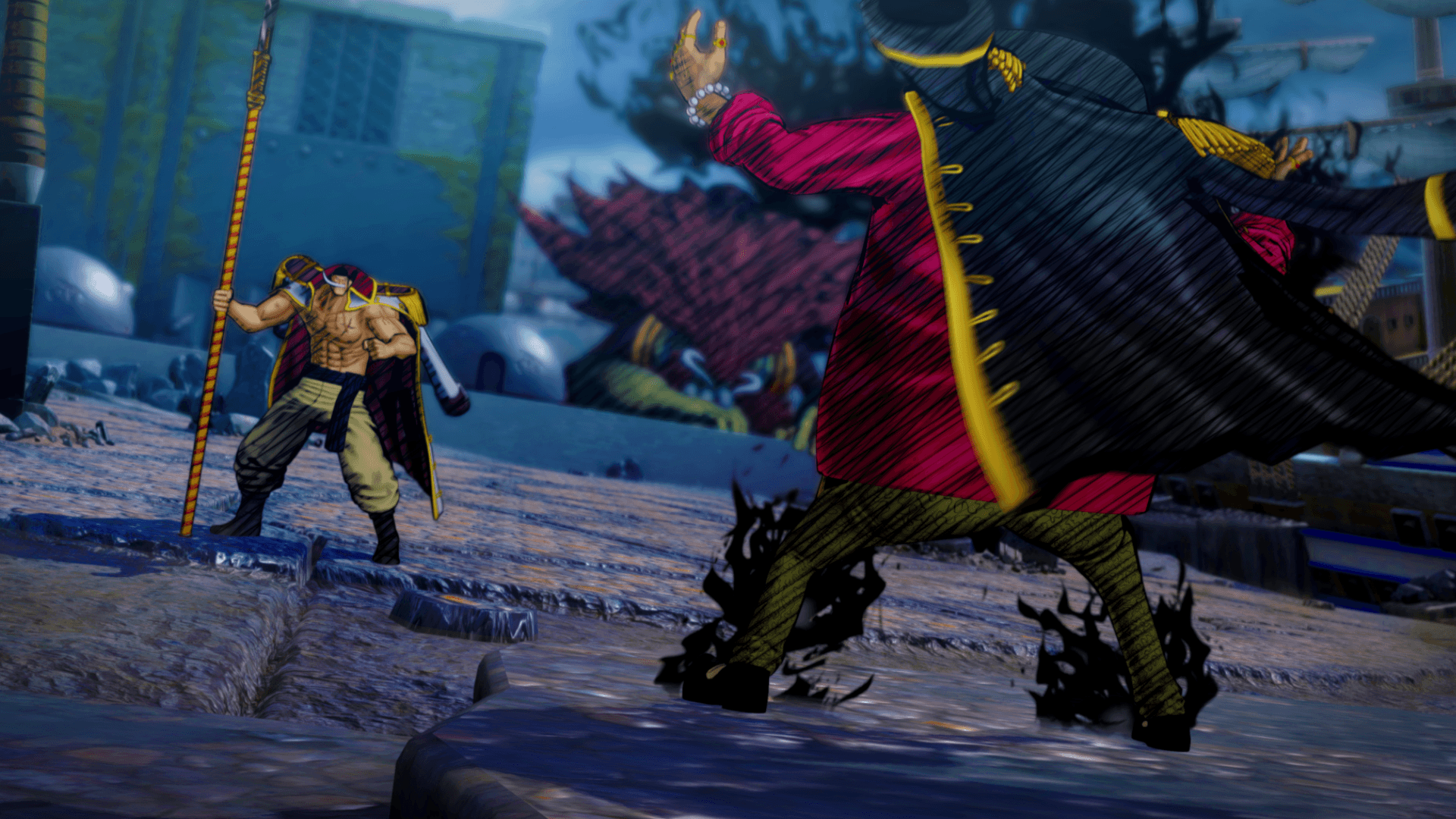 One Piece Burning Blood April Screenshots 15
