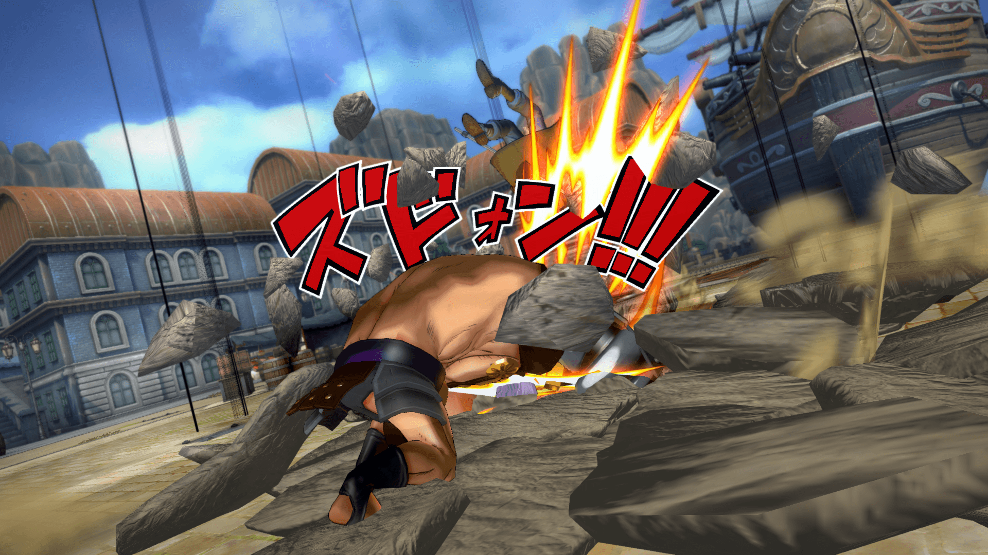 One Piece Burning Blood April Screenshots 25