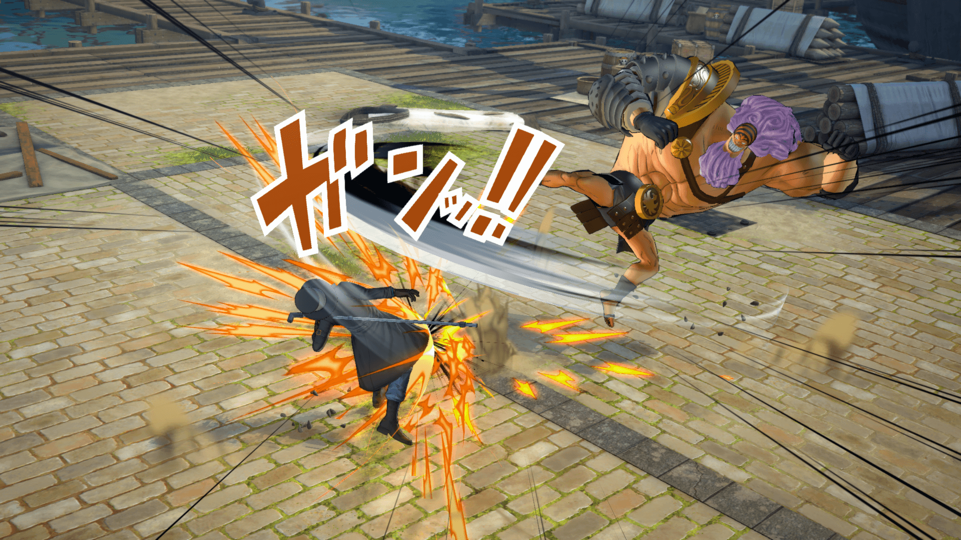 One Piece Burning Blood April Screenshots 29