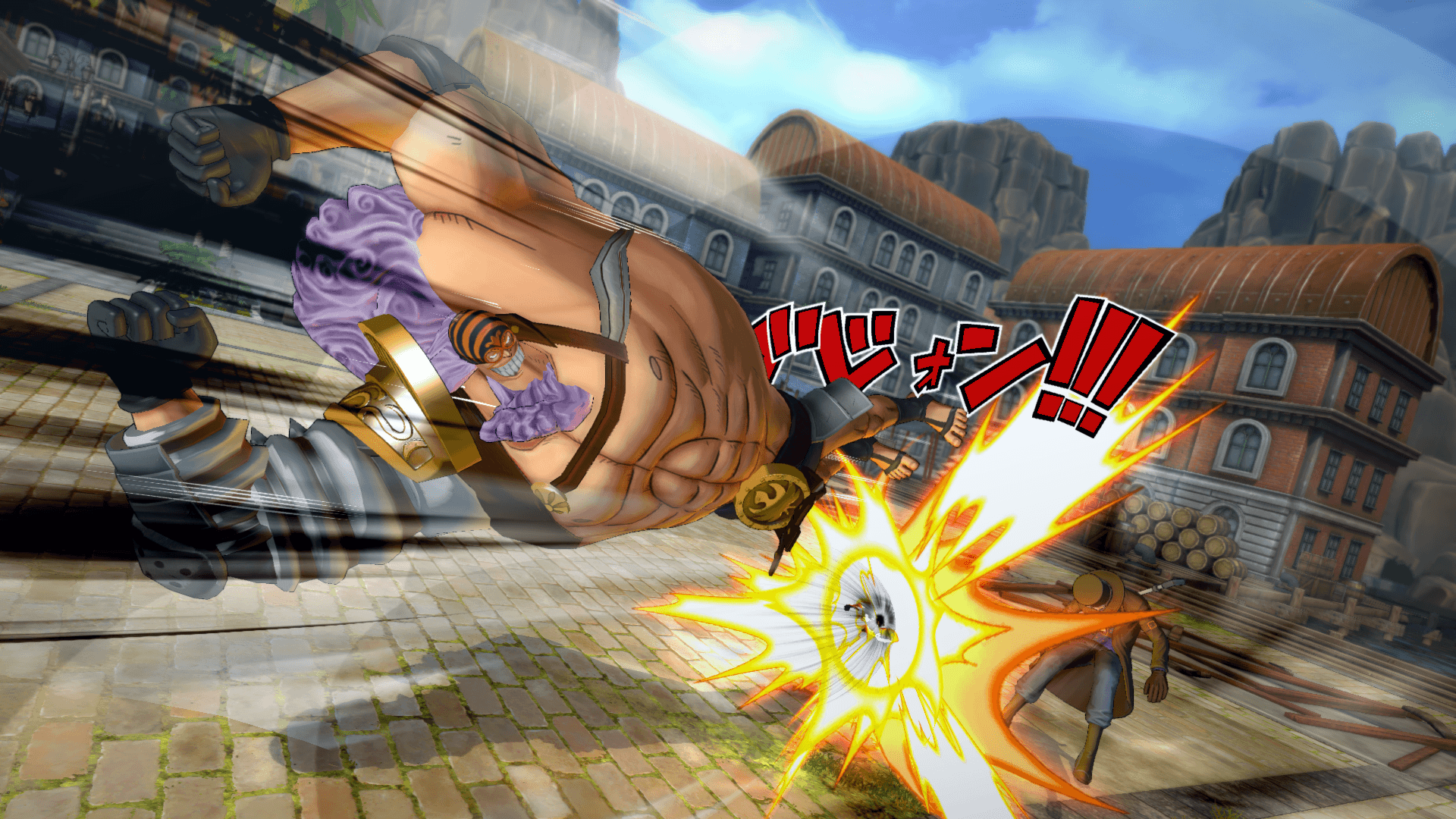 One Piece Burning Blood April Screenshots 35