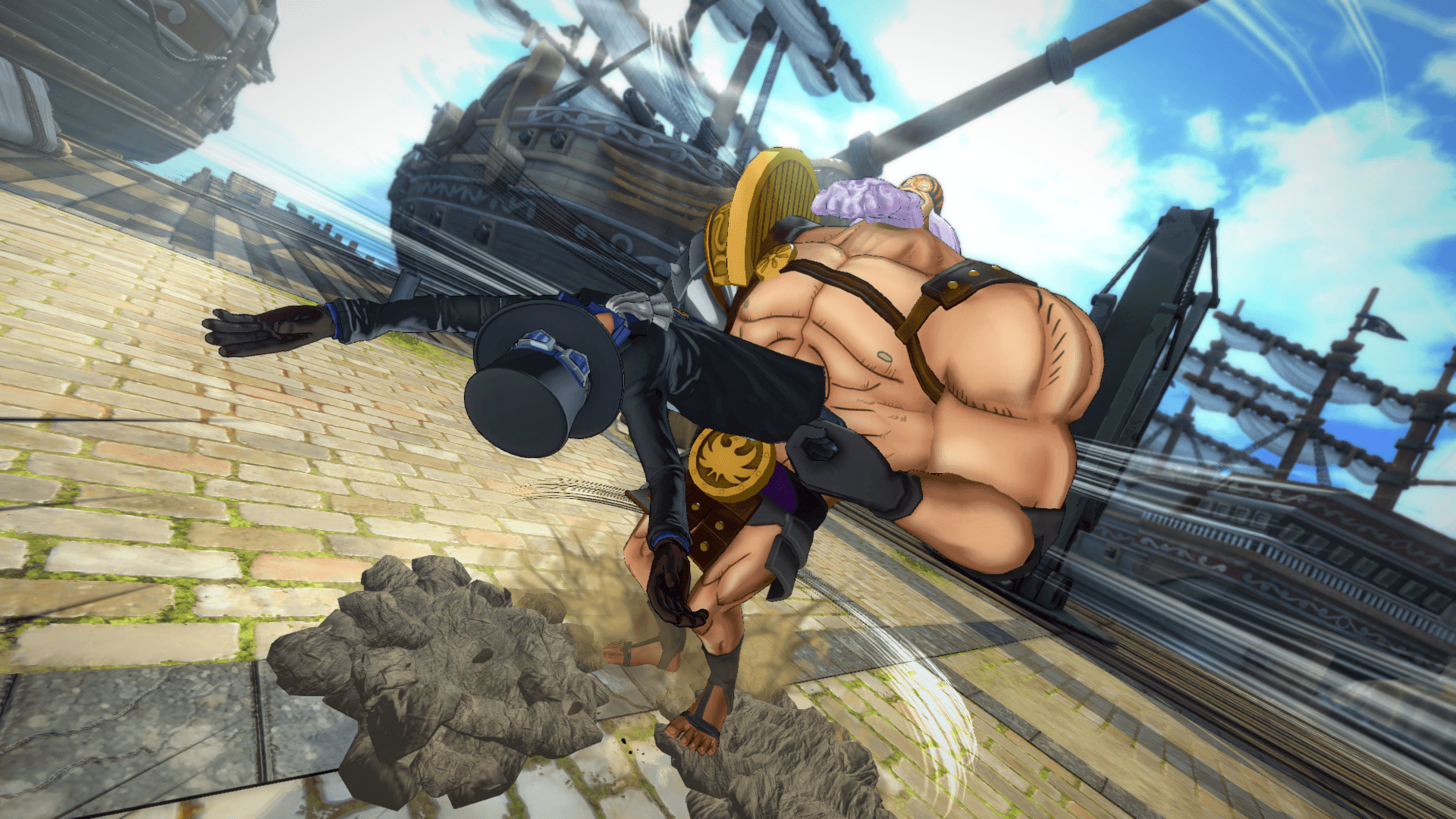 One Piece Burning Blood April Screenshots 37