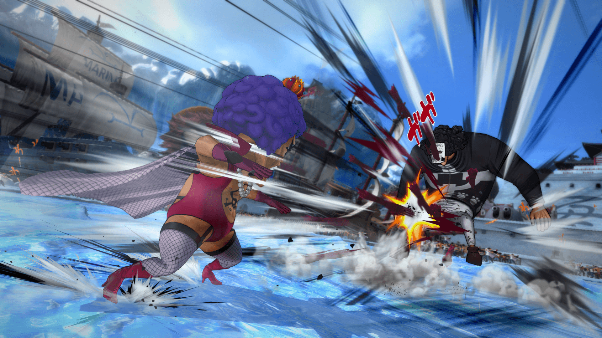 One Piece Burning Blood April Screenshots 52