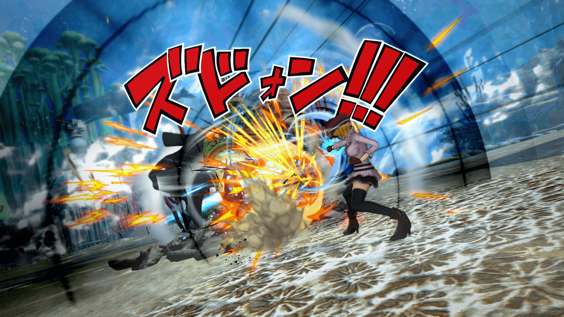 One Piece Burning Blood April Screenshots 60