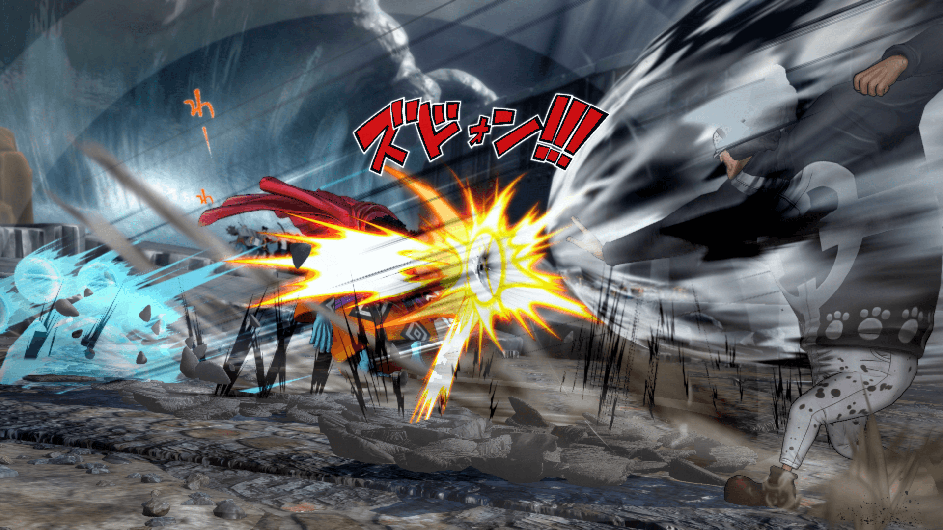 One Piece Burning Blood April Screenshots 75