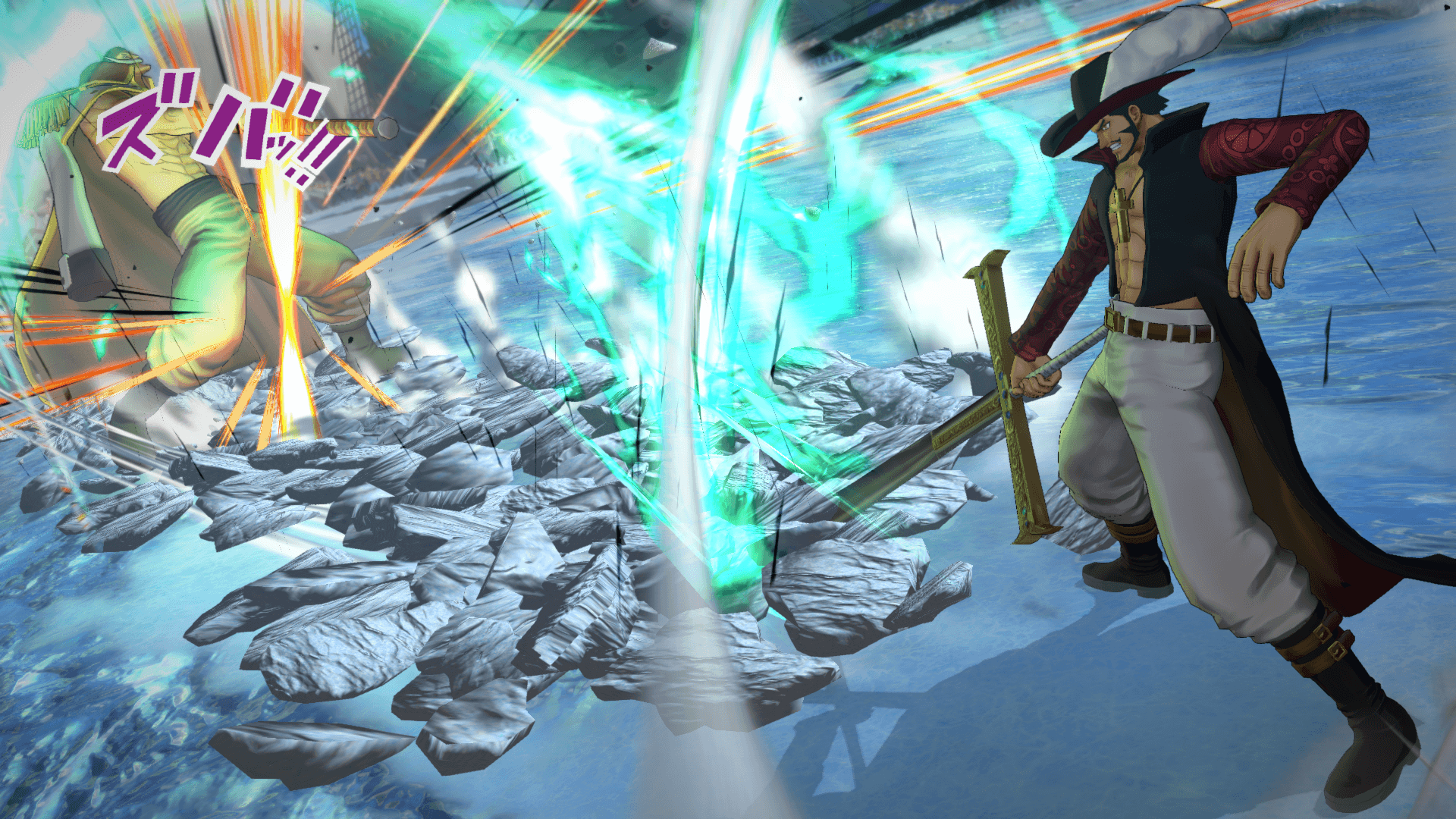 One Piece Burning Blood April Screenshots 81