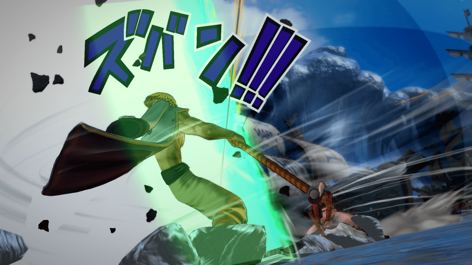 One Piece Burning Blood April Screenshots 83