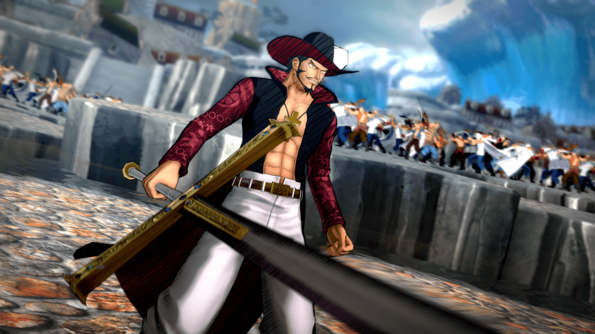 One Piece Burning Blood April Screenshots 85