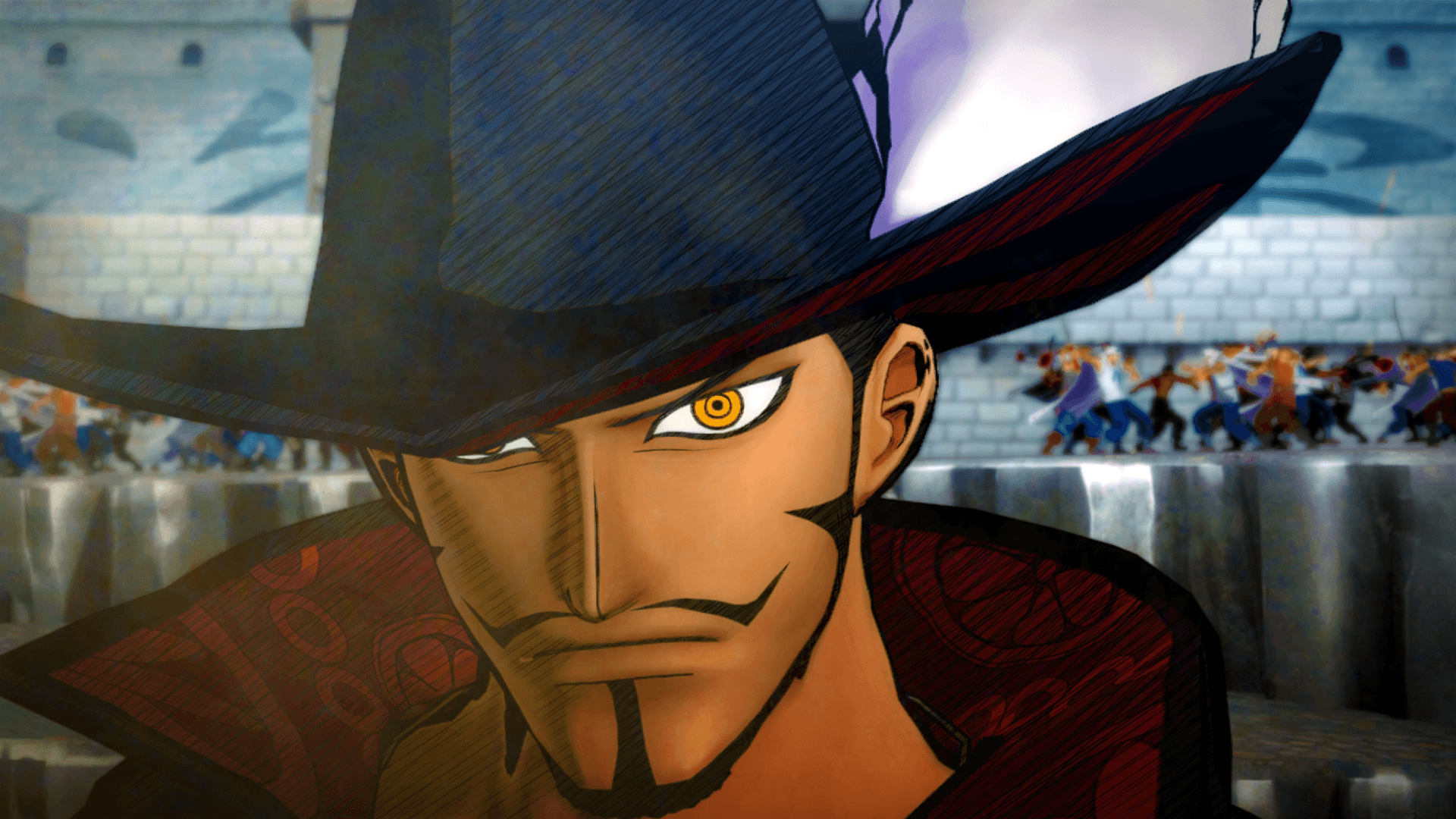 One Piece Burning Blood April Screenshots 86