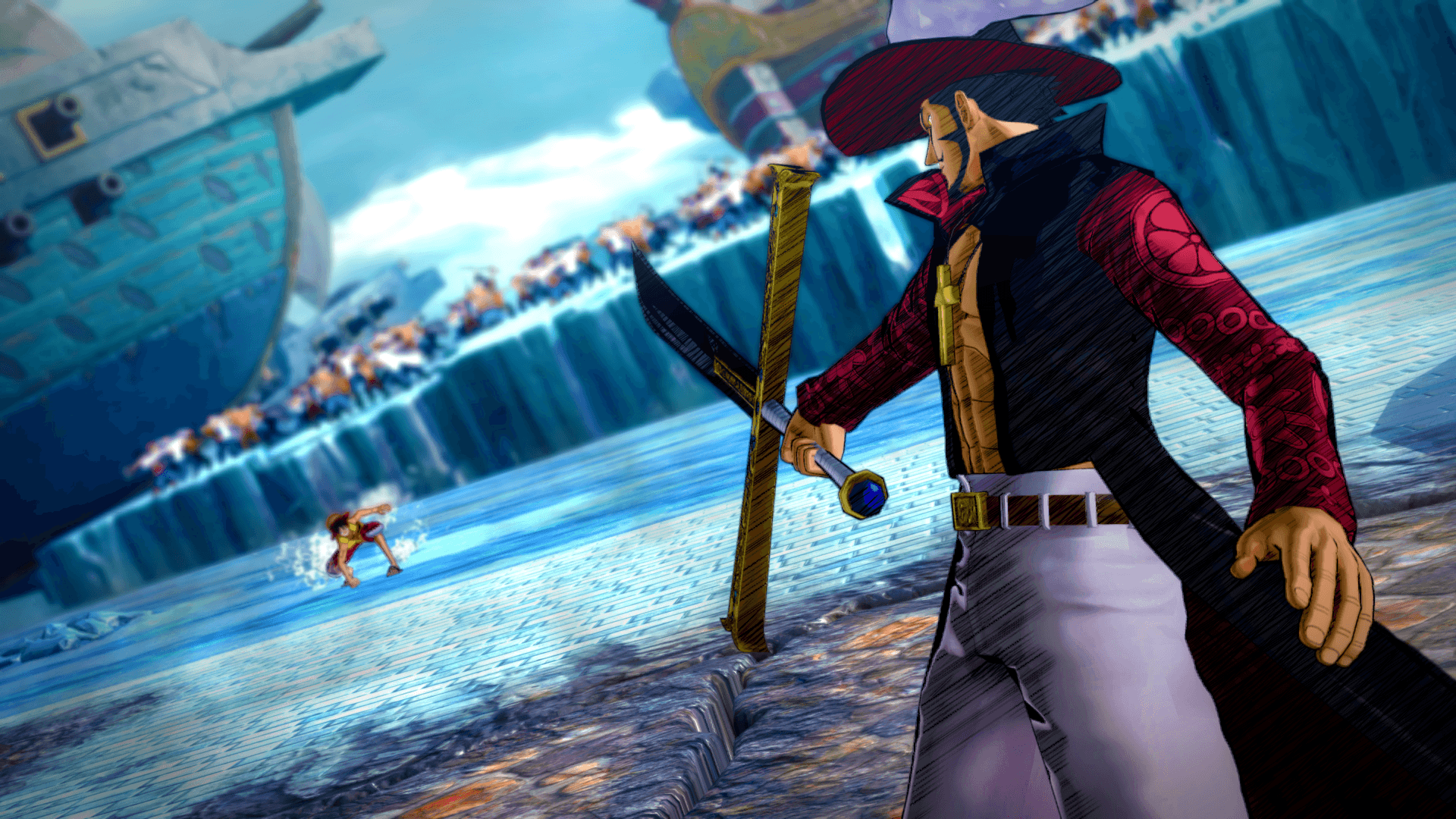 One Piece Burning Blood April Screenshots 87