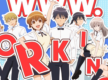 Working!!-Web-Manga-Receives-TV-Anime-Adaptation
