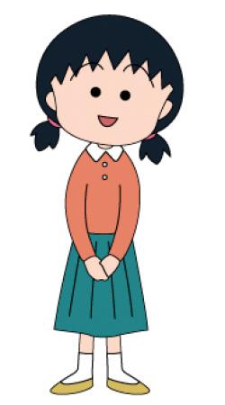 Chibi-Maruko-chan Sakiko Sakura