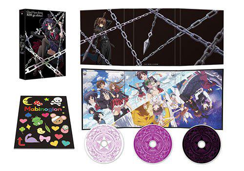 Chuunibyou-demo-Koi-ga-Shitai!-Blu-ray-Boxset-Items