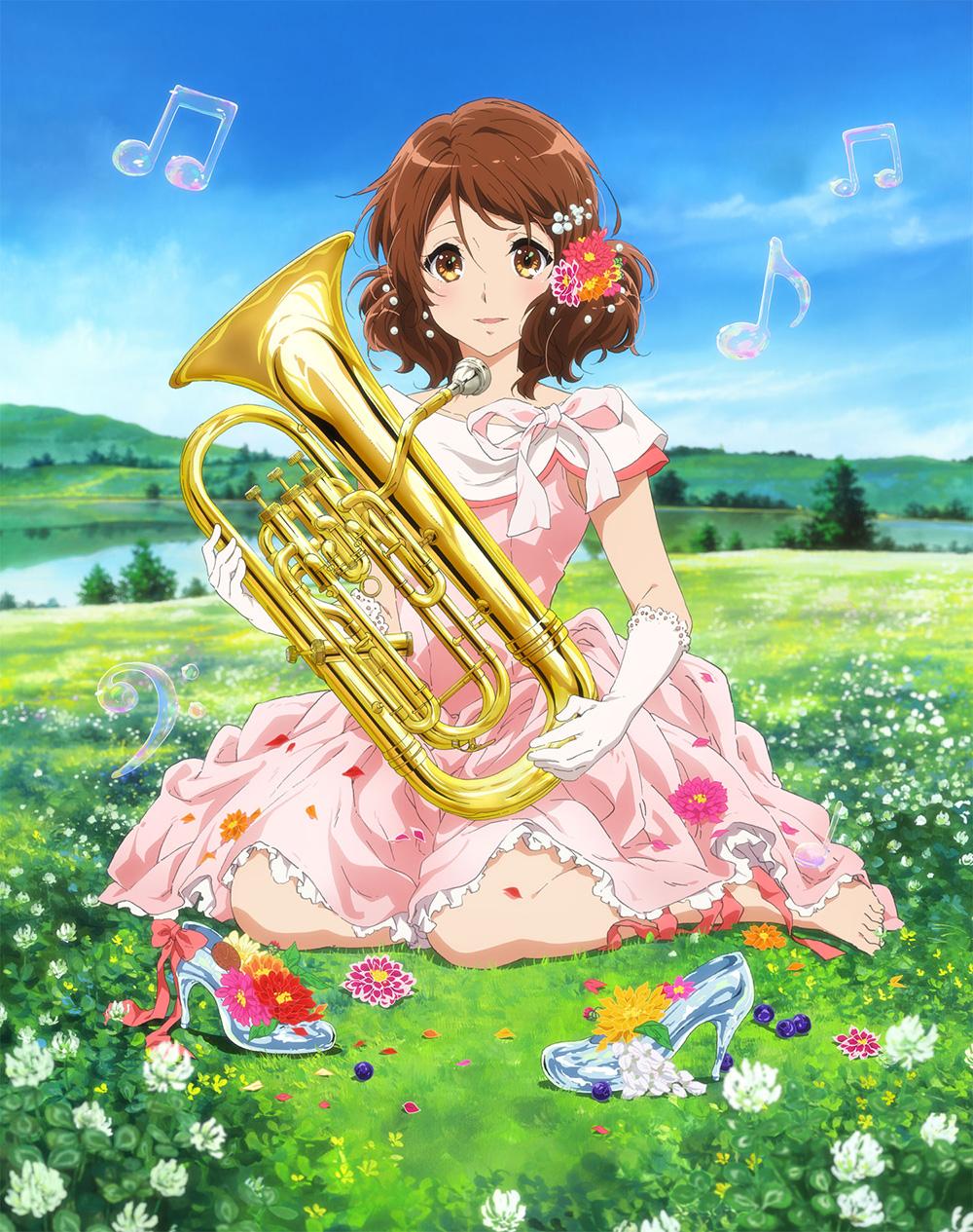 Hibike!-Euphonium-Birthday-Concert-Kumiko-Visual
