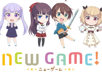 New-Game!-TV-Anime-Visual,-Cast-&-Promotional-Video-Revealed