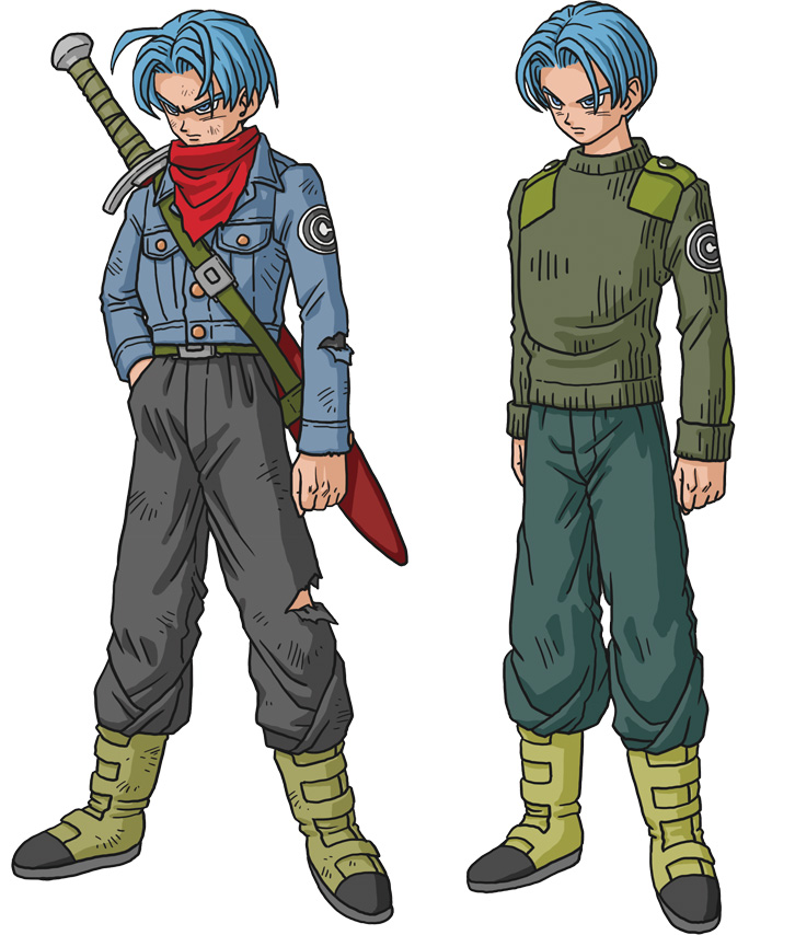 Dragon-Ball-Super-Future-Trunks-Design