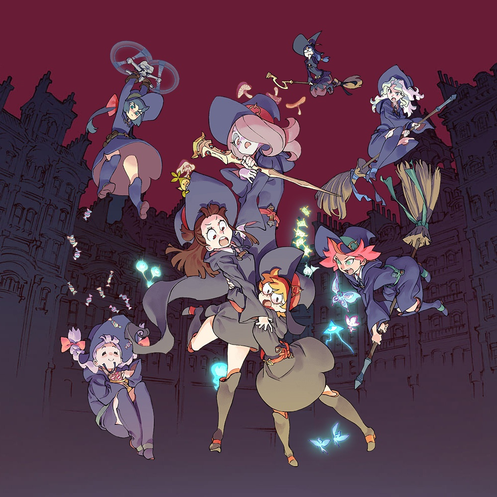 Little-Witch-Academia-Mahoujikake-no-Parade-Visual