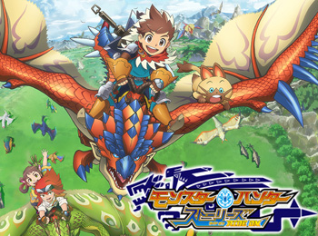 Monster-Hunter-Stories-TV-Anime-Airs-This-October---Title,-Visual-&-Cast-Revealed