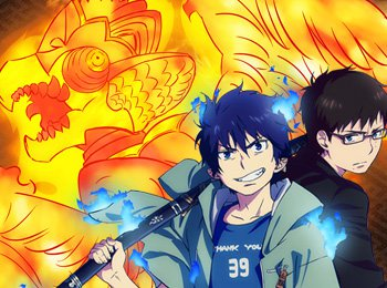 Visual & Promotional Video Revealed for 2017 Blue Exorcist Anime Kyoto Impure King Arc