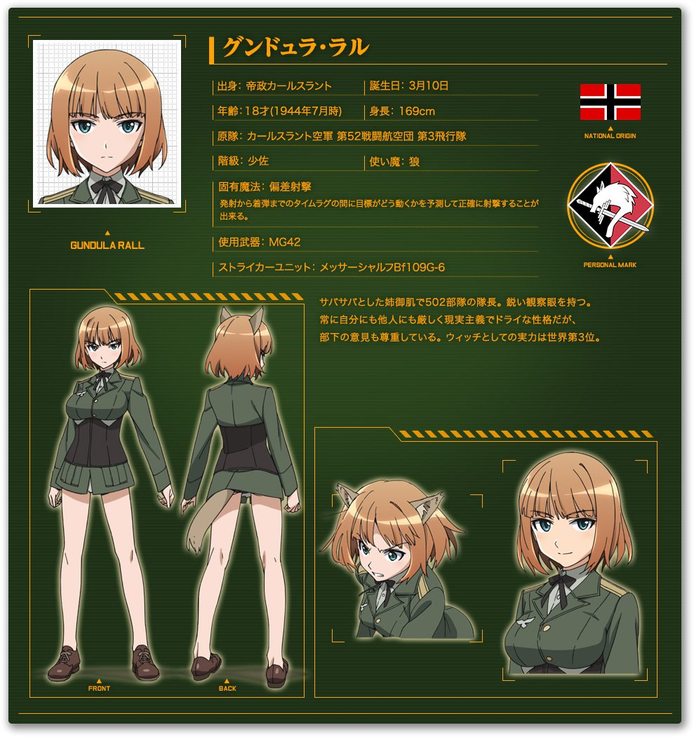 Brave-Witches-Anime-Character-Designs-Gundula-Rall