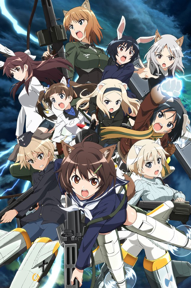 Brave-Witches-Anime-Visual-2